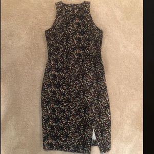 NWT Banana Republic Bi-Stretch Floral Dress - 12